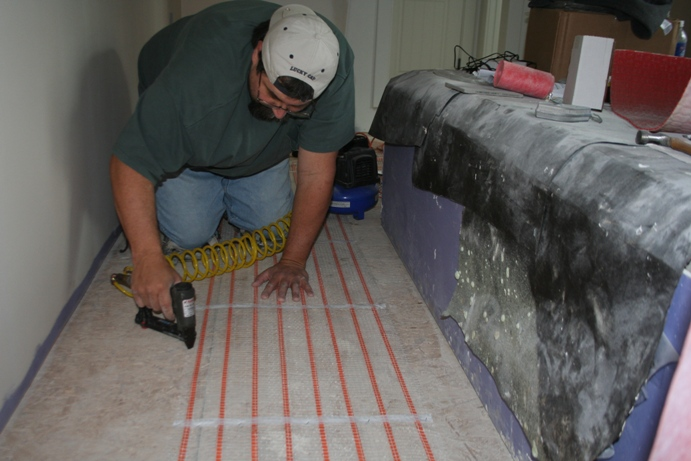 Ideal Heat-Ceramic Tile-Stone Floor Heating mats