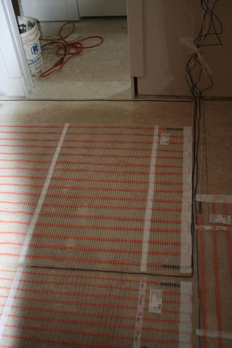 Ideal Heat Radiant Floor Heat